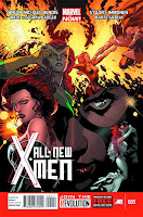 All-New X-Men #5 Cover