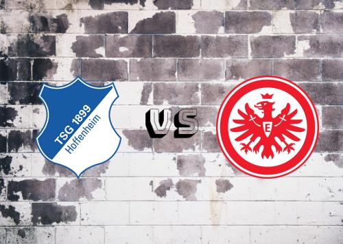 Hoffenheim vs Eintracht Frankfurt  Resumen