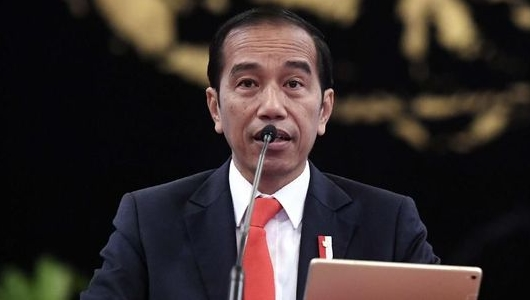 Menpora Jadi Tersangka di KPK, Jokowi Ingatkan Pejabat Hati-hati