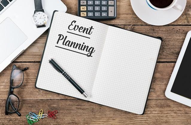 event planning checklist prepare events