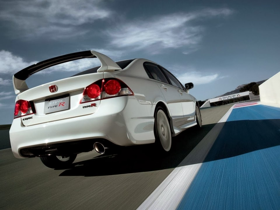Honda Civic Type R 29 New Wallpapers