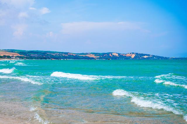 Чистое море в Муй не, Вьетнам