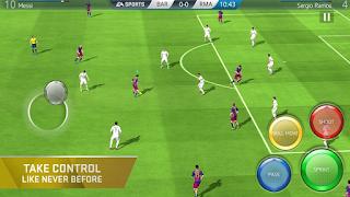 game sepak bola untuk android