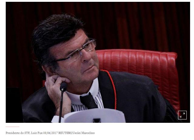 Fux e Bolsonaro têm primeiro encontro para estabelecer diálogo institucional entre Poderes