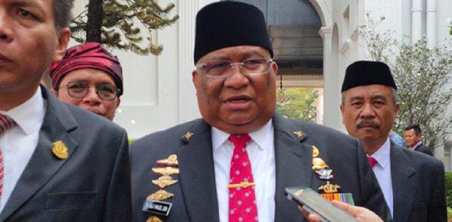 Gubernur Sulawesi Tenggara : Terimakasih Pembuat Video 49 WNA China di Bandara Haluoleo