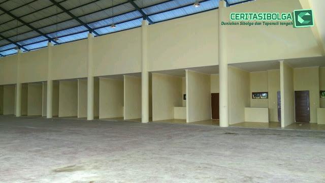 Gedung Pusat Kuliner Pantai Ujung Sibolga