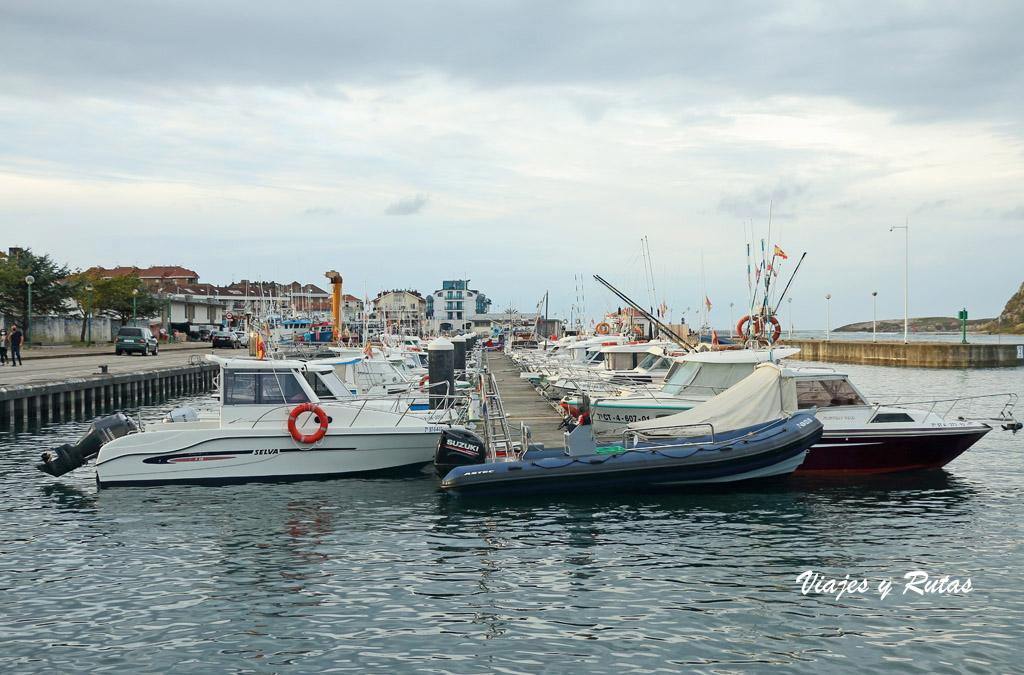 Puerto deportivo. Qué ver en Suances