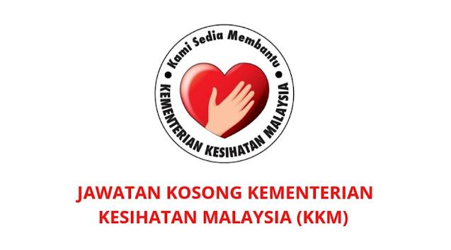Jawatan Kosong Kementerian Kesihatan Malaysia 2021