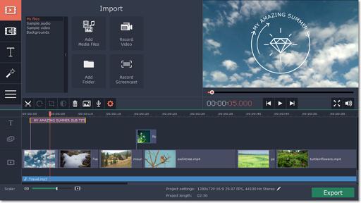 برنامج تعديل الفيديو ويندوز 10