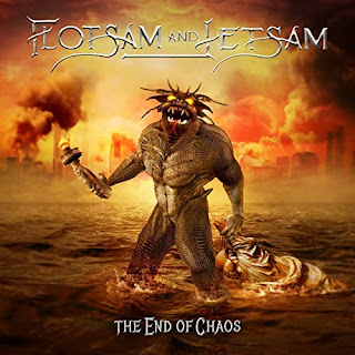 "Το τραγούδι των Flotsam and Jetsam ""Recover"" από το album ""The End of Chaos"""