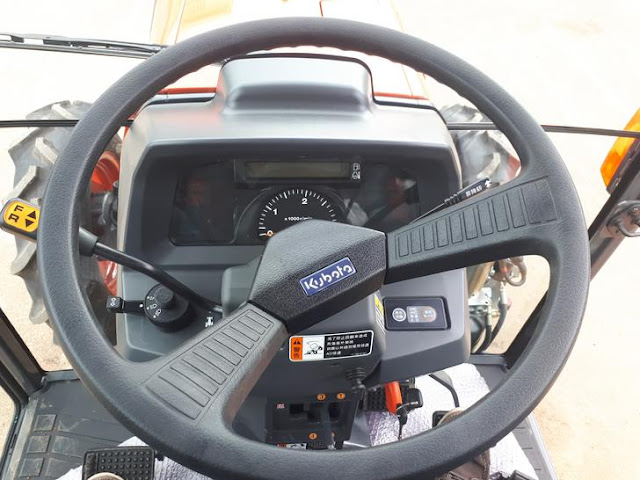 KUBOTA-KL41 方向盤