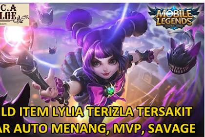 Informasi Detail dan Lengkap Mengenai Lylia Hero Game Di Mobile Legends