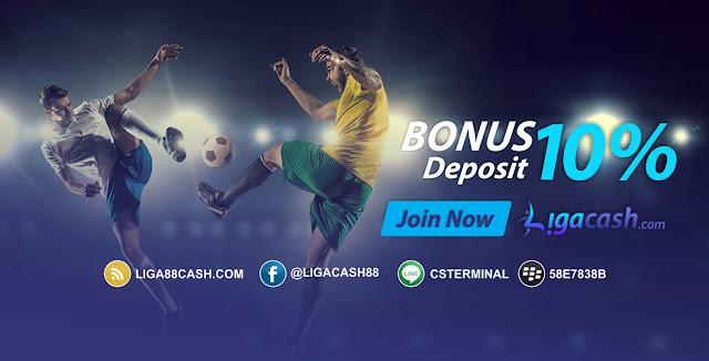 Liga Taruhan Bola Dunia 2018 Terpercaya Minimal Deposit ...