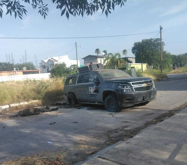Querían una emboscada perfecta?  Sicarios del Cártel del Golfoatacan a Militares Mexicanos en más de 17 camionetas, pero estos mejor entrenados mataron algunos y los otros huyeron despavoridos