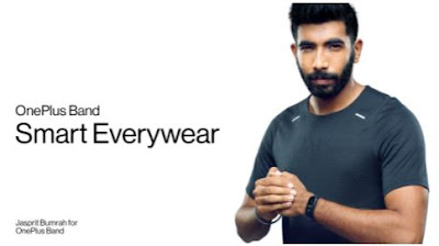 onplus-brand-ambassador-jasprit-bumrah-for-wearables