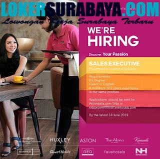Lowongan Kerja Surabaya Terbaru di Fave Hotels Juni 2019