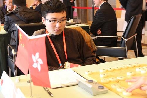 Trịnh Duy Đồng – Kỳ thủ trẻ ngày càng trưởng thành – ngày càng nổi bật ở Giáp Cấp Liên Tái