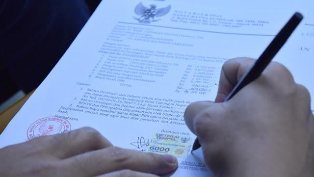 Memahami Surat Perjanjian Jual Beli Saat Membeli