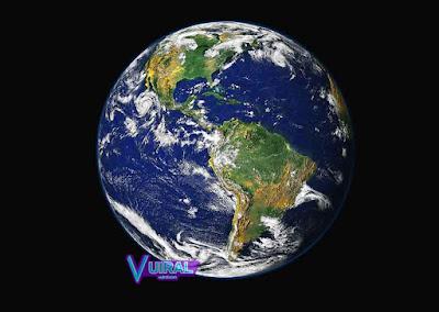 Gambar Planet Bumi Dan Ciri Cirinya