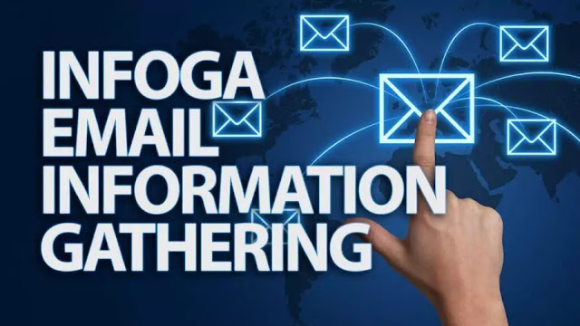 Infoga – Email Information Gathering