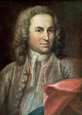 Young Johann Sebastian Bach. Teri Noel Towe seems to demonstrate that the portrait is not of Bach. Painting Johann Ernst Rentsch the Elder (d. 1723)