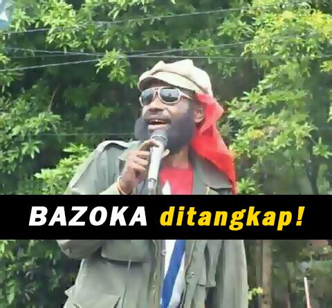 #URGENT - Kepala Biro Politik ULMWP Ditangkap!