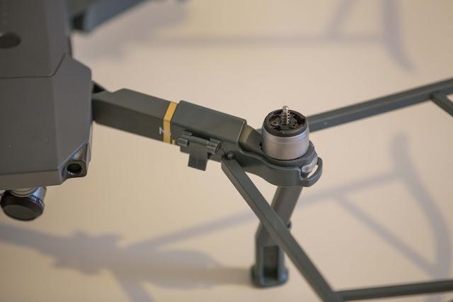Freewell Gear  DJI MAVIC PRO QUICK RELEASE PROPELLER GUARD  Propellerschutz 03