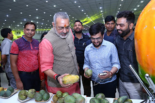 Delhi is back with multiple avatars of the king of fruits: NMC Mango Festival