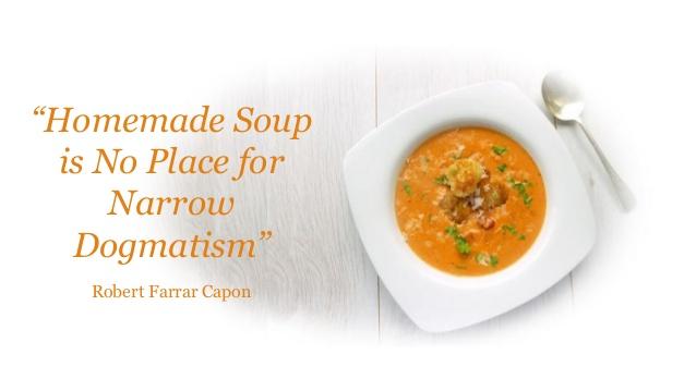 genius soup recipe