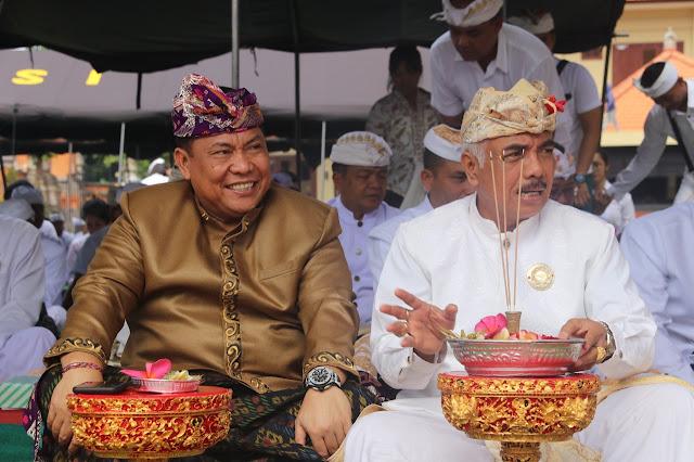 Polda Bali Dipelaspas Setelah di Renovasi Total