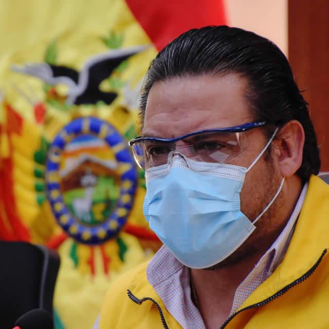 La Paz se prepara para rastrillaje masivo con la entrega de más de 100 mil kits de medicamentos