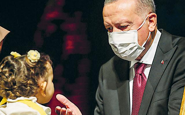 Έντονη ανησυχία του Ερντογάν για τη Λιβύη