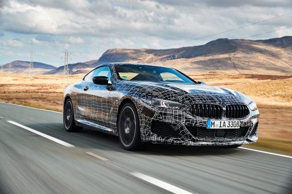 Η νέα BMW Σειρά 8 Coupe