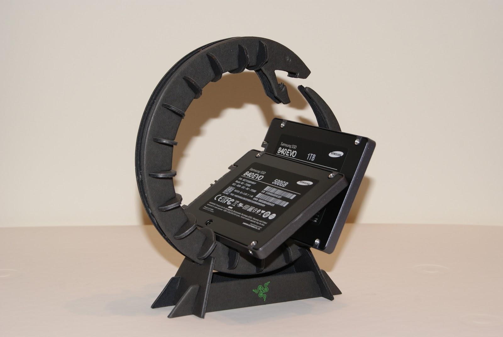 SSD Samsung 840 Evo 1 TB y 840 Evo 500 GB