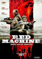 Red Machine Hunt or Be Hunted (2015) online y gratis