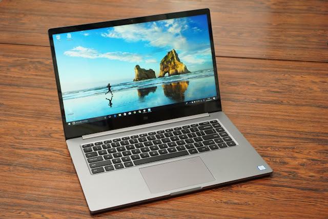【Mi Notebook Pro】最高のモバイル環境を一台で。4コアのCore i7-8550U搭載のXiaomi Mi Notebook Proレビュー
