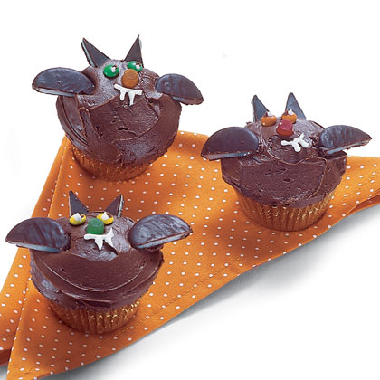 Batty Cupcakes Recipe
