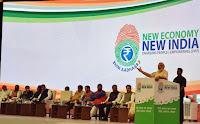 PM Narendra Modi launches BHIM-Aadhaar Pay app