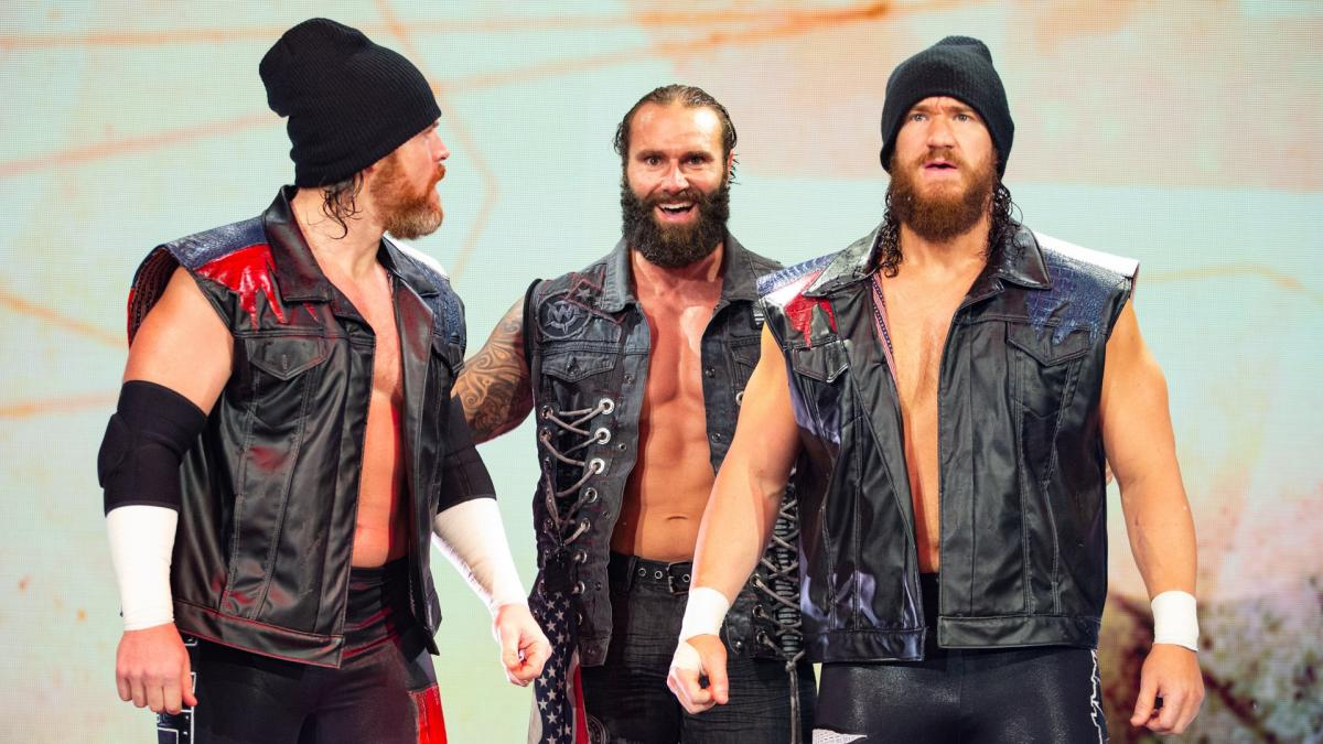 Status da The Forgotten Sons na WWE