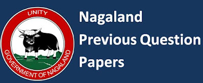 Nagaland Previous Papers