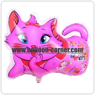 Balon Foil Karakter Mary Cat