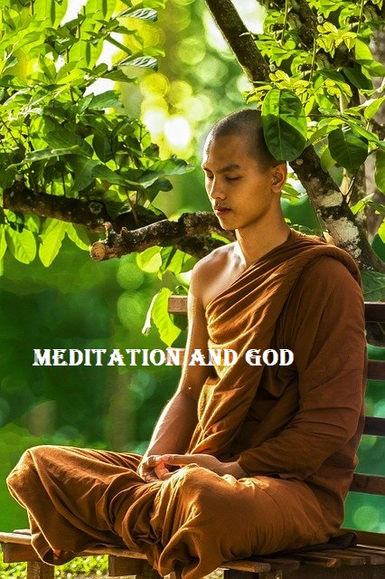 meditation and god