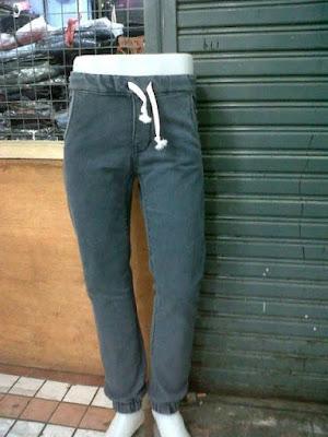 Jogger Jeans terbaru