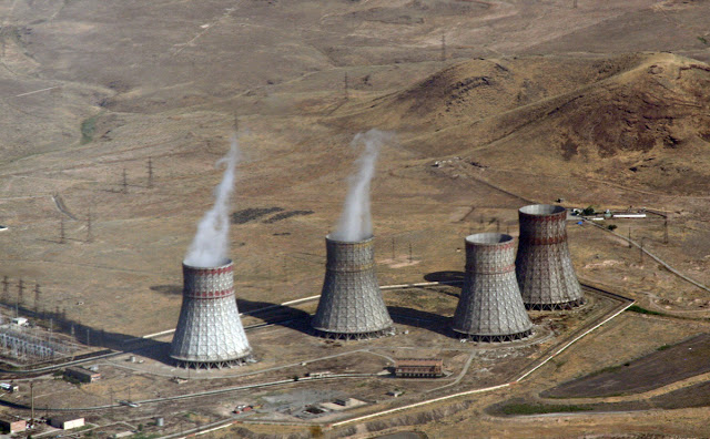Armenia considera construir nueva planta nuclear