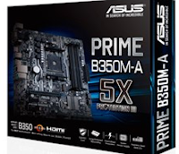 Work Driver Download Asus AMD AM4 Ryzen PRIME B350M-A Micro ATX