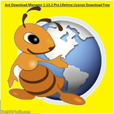 Ant Download Manager 1.13.2 Pro Lifetime License Download Free
