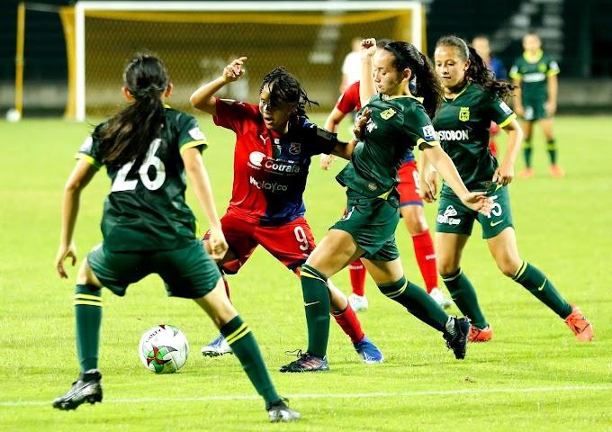 Todo listo para la Liga Femenina: Así se disputará el torneo profesional en el que estarán Nacional y Medellín