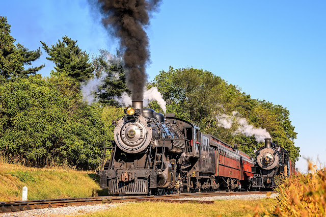 Great Western #90 at Strasburg
