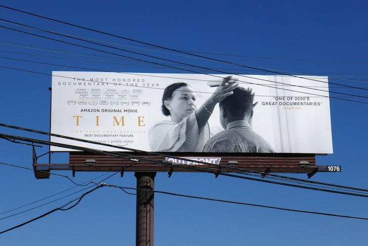 Time documentary consideration billboard