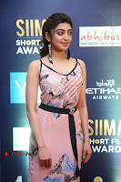 Actress Pranitha Subhash Pos in Short Dress at SIIMA Short Film Awards 2017 .COM 0049.JPG